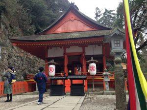 奥社 (厳魂神社)