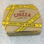 CHIZZAの箱